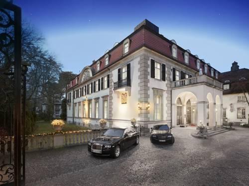 Podsjaz dla samochodów w Schlosshotel
