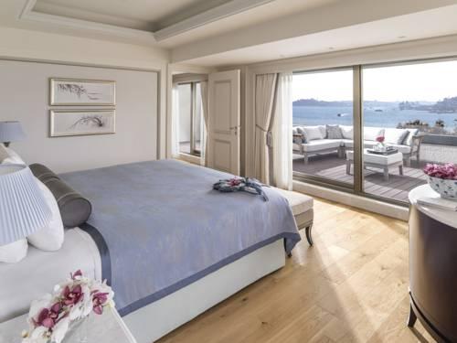 Nocleg w apartamencie Shangri-La Bosphorus w Istanbule