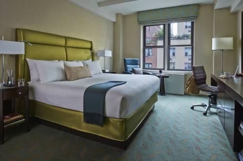 Pokój dla dwóch osób w Shelburne Hotel & Suites by Affinia, satny Zjednoczone