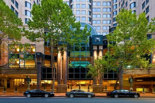 Wystawny hotel w centrum miasta dla sław