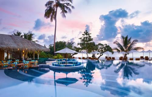 Ekologiczny hotel Six Senses Laamu na Malediwach