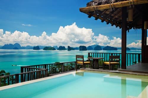 Nocleg nad morzem w Tajlandii
