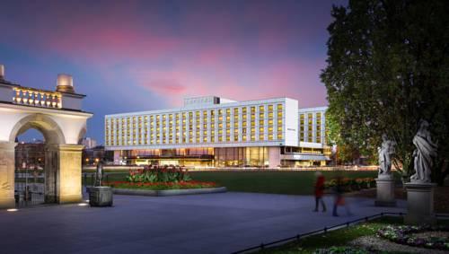 Hotel Vivtoria w Warszawie