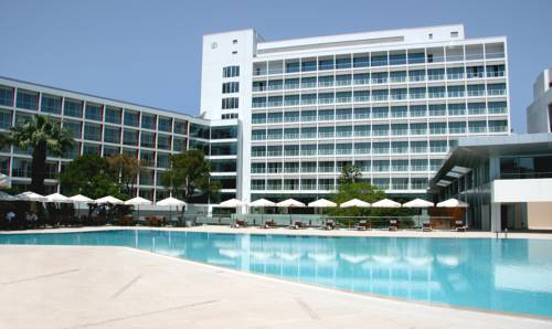 Hotel Swissotel Buyuk Efes w centrum Izmiru
