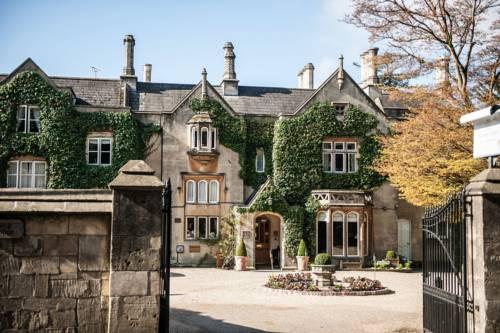 Przytulny i rodzinny The Bath Priory hotel&spa