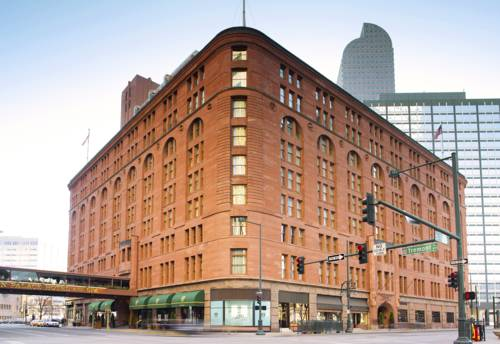 Hotel na rogu the brown palace hotel and spa autograph collection