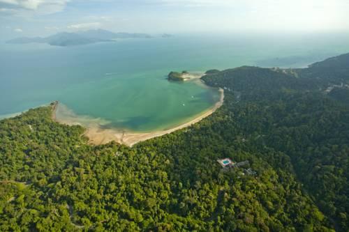 Zatoka w the Datai Langkawi