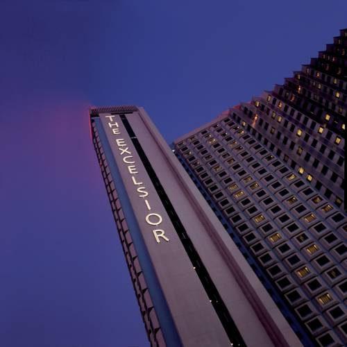 Hotel The Excelsior w Hong Kongu