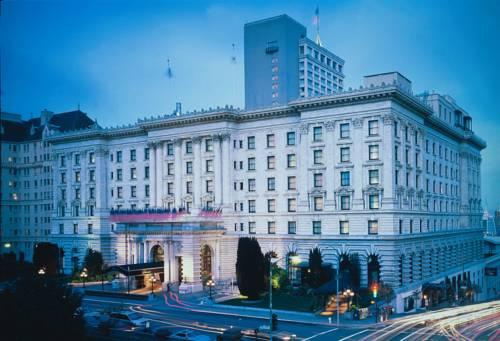 Hotel Fairmont San Francisco, Stany Zjednoczone