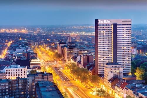 Panorama obejmująca The Hotel