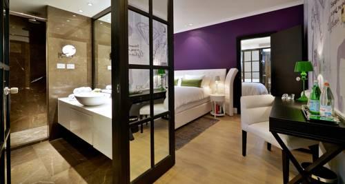 Wysoki standar pokoi w Hotel Indigo Tel Aviv - Diamond District, Izrael