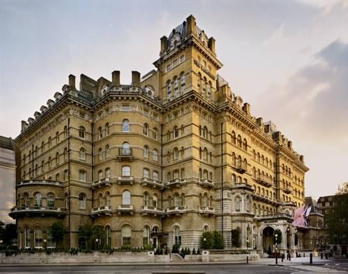 Popularny hotel w Londynie