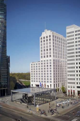 Hotel the ritz carlton w Berlinie
