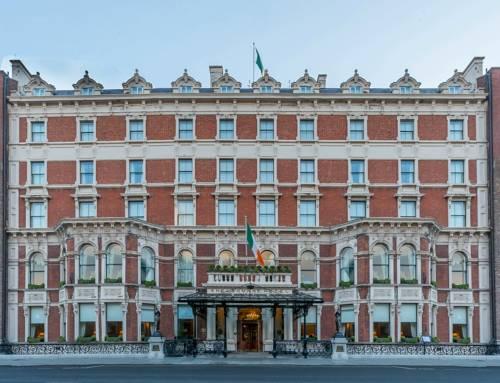The Shelbourne Dublin, hotel renesansowy