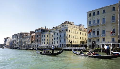Hotel blisko kanał w Wenecji