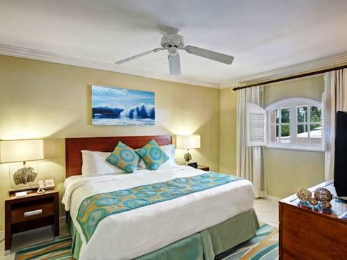Kolorowy pokój w turtle beach by elegant hotels al suite all inclusive