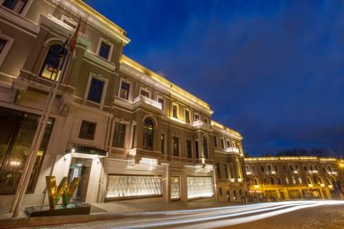 Hotel W w istanbul special class