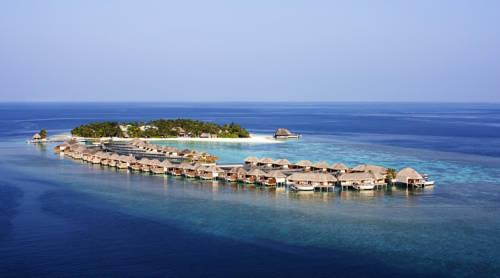 Kompleks ze spa na Malediwach oraz możliwością noclegu w domku