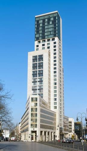 elegancki hotel Waldorf Astoria w Berlinie