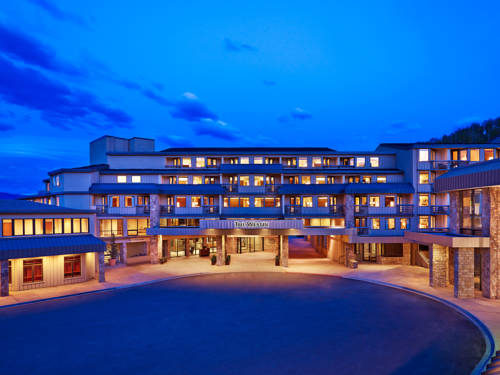 Resort z basenem