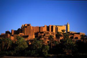 Budowle w Maroko