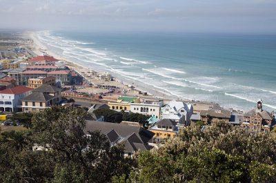 Widok na ocean RPA