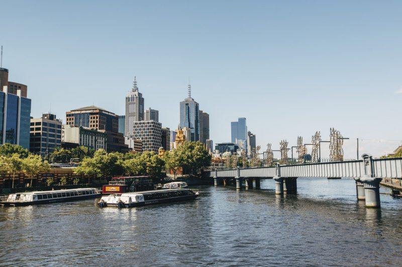panorama miasta Sydney