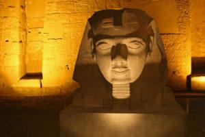 Świątynia w Kairze Egipt