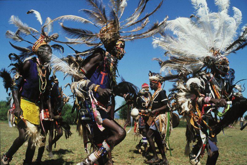 Obrzędy Luo Kenia