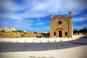 Kaplica Tal Maqluba na Malcie