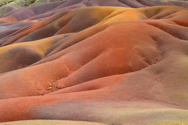Ziemia siedmiu kolorów Mauritius