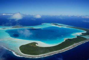 Atol tahiti Polinezja