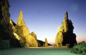 Tunisie nocą