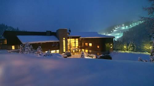 Zimowa odsłona hotel spa dr irena eris krynica zdrój