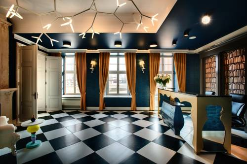 Hotel dla osób, które lubią elegancję, Relais & Chateaux Hotel Quadrille, Gdańsk