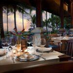 eleganckie wnętrze restauracji phuket andaman, Tajlandia