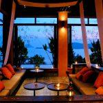 przytulne wnętrze restauracji phuket baba, tajlandia
