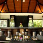 nowoczesne wnętrze restauracji Phuket Tre, Tajlandia