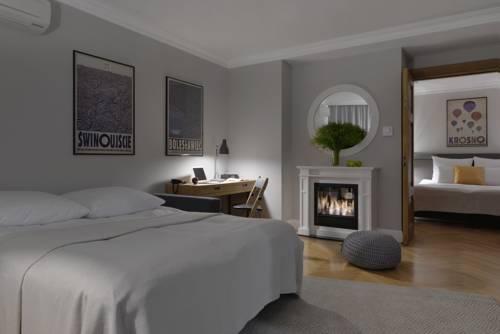 Apartament z dwoma sypialniami w Stradonia Serviced Apartments