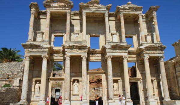 starożytne kolumny, Efez