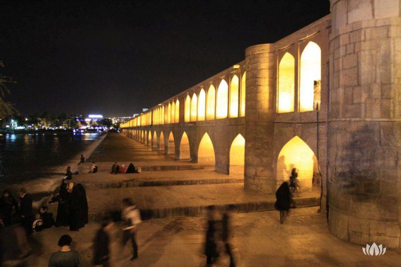 Centralne miejsce w Isfahan