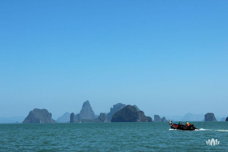 Phang Nga w Tajlandi