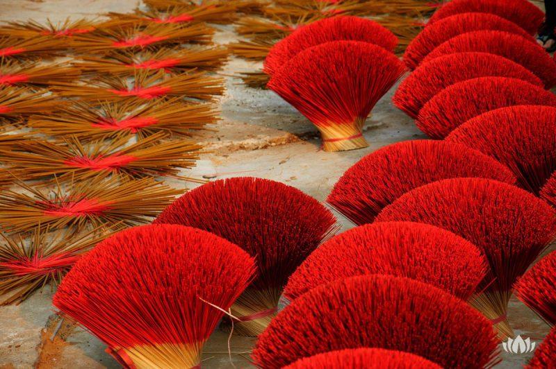 Ręcznie robione przyrządy w Wietnamie