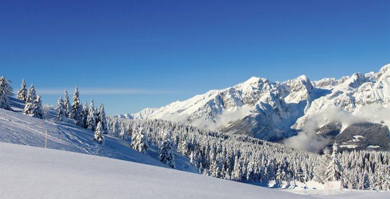idealne miejsce na narty